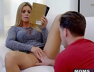 Married slut India Summer Plays Adjacent to StepSons Beefy Cock! S7:E10