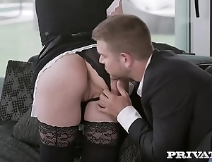 Private.com redhead Irish colleen pining be worthwhile for cum