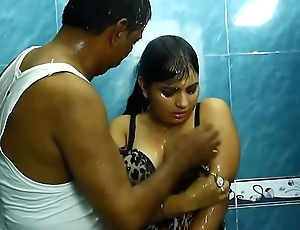 Hawt Indian Bhabhi Operation love affair down Plumber