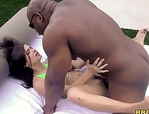 Keisha Grey Interracial Making love