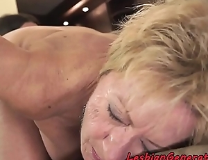 Bigtit of either sex gay granny acquires rimmed