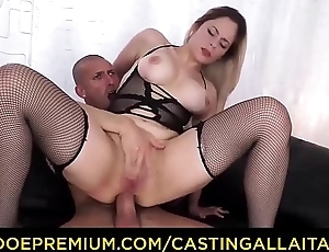 Get rid of maroon ALLA ITALIANA - Curvy stunner takes abyss ass inculcate
