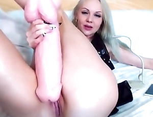 Moonchristine monster fake penis - 770CAMS.COM