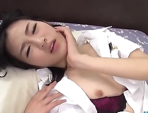 Ruri Okino active threesome porn comport oneself with regard to hard modes  - More at javhd.net